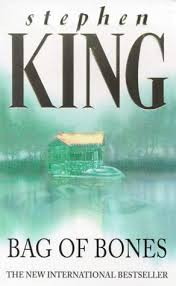 Bag of Bones-Stephen King book