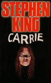 Carrie-Stephen King book