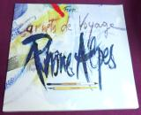 France Carnets De Voyage Rhone Alpes. book