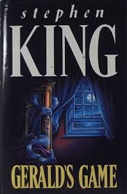 Gerald's Game-Stephen King book