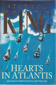 Hearts in Atlantis-Stephen King book