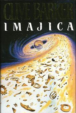 Imajica-Clive Barker book