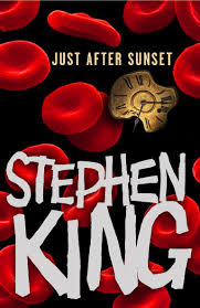 Just After Sunset-Stephen King book