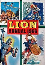Lion Annual Book 1966