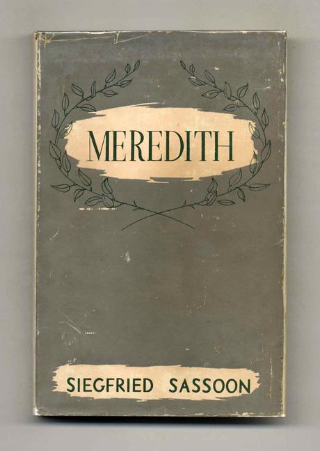 Meredith-Siegfried Sassoon book