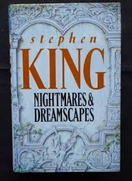 Nightmares & Dreamscapes-Stephen King book