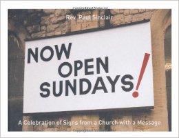 Now Open Sundays!