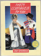 Party Costumes for Kids-Jean Greenhowe book
