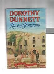 Race of Scorpions-Dorothy Dunnett book