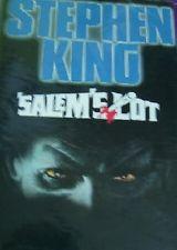 Salem's Lot-Stephen King book