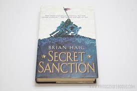 Secret Sanction-Brian Haig book