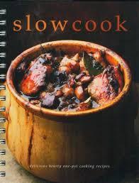 Slow Cook-Sara Burford book