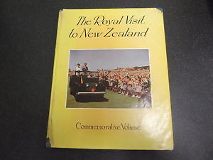 THE ROYAL VISIT TO NEW ZEALAND 1953-1954