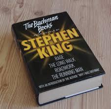 The Bachman Books-Stephen King book