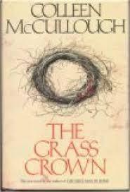 The Grass Grown-Colleen McCullough book