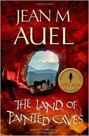 The Land of Painted Caves Earth's Children-Jean M. Auel book