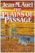 The Plains of Passage Earth's Children-Jean M. Auel book
