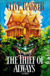 The Thief of Always-Clive Barker book