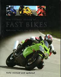 The Ultimate History of Fast Bikes-Roland Brown book