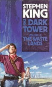 The dark Tower Vol 3 The Waste Lands-Stephen King book