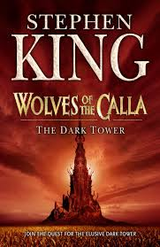 Wolves of the Calla-Stephen King book