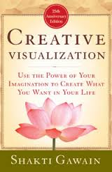 Creative Visualization-Shakti Gawain book