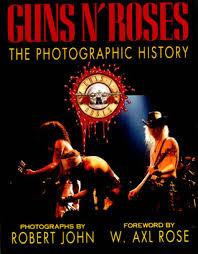 Guns N' Roses-Robert John book