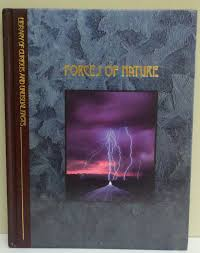 Library of Curious & Unusual Facts- Forces of Nature-Time Life book