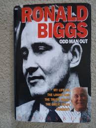 Odd Man Out-Ronald Biggs book