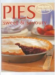 Pies Sweet & Savoury-Family Circle book