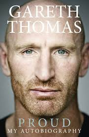 Proud-Gareth Thomas book