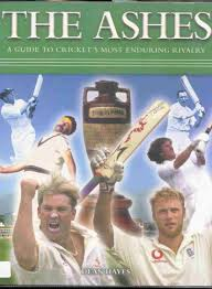 The Ashes-Dean Hayes book