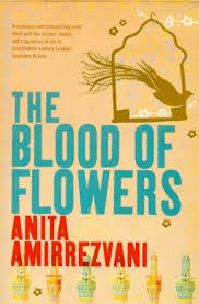 The Blood of Flowers-Anit Amirrezvani book