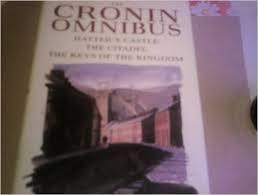 The Cronin Omnibus-A. J. Cronin book