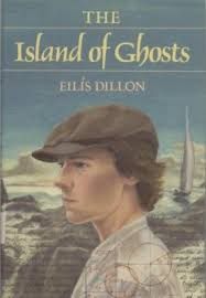 The Island of Ghosts-Eilis Dillion book