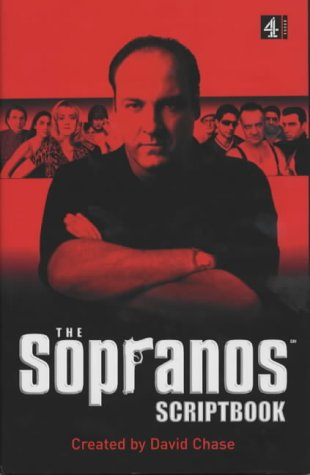 The Sopranos Scriptbook – David Chase