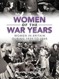 Woman of the War Years-Janice Anderson book