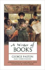 A Writer of Books-George Paston(Emily Morse Symonds) book