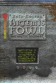 Artimis Fowl The Arctic Incident-Eoin Colfer book