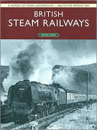 British Steam Railways-David Ross book