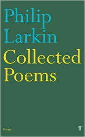 Collected Poems-Philip Larkin book