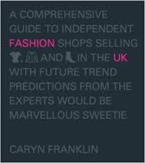 Fashion UK-Caryn Franklin book
