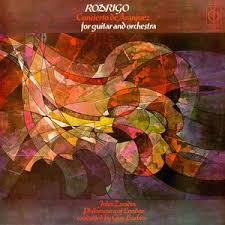 Rodrigo Concierto de Aranjuez-John Zaradin & Philomusica of London Vinyl