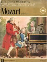 The Great Musicians Mozart Part 1-Vienna Vilksper Orchestra Vinyl