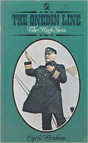 The Onedin Line The High Seas-Cyril Abraham book