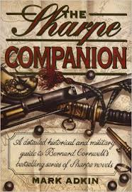 The Sharpe Companion-Mark Adkin book