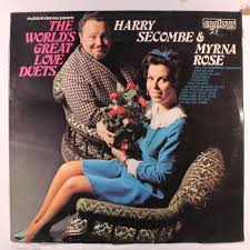 The World Great Love Duets-Harry Secombe & Myrna Rose