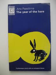 The Year of the Hare-Arto Paasilinna book