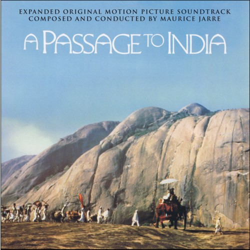 A Passage To India - E.M.Forster book