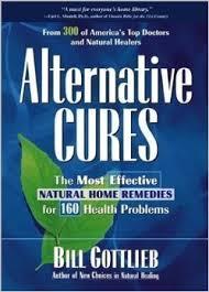 Alternative Cures-Bill Gottlieb book